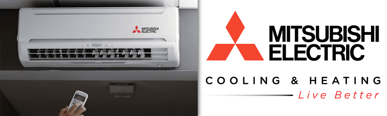Mitsubishi Electric cooling and heating unit